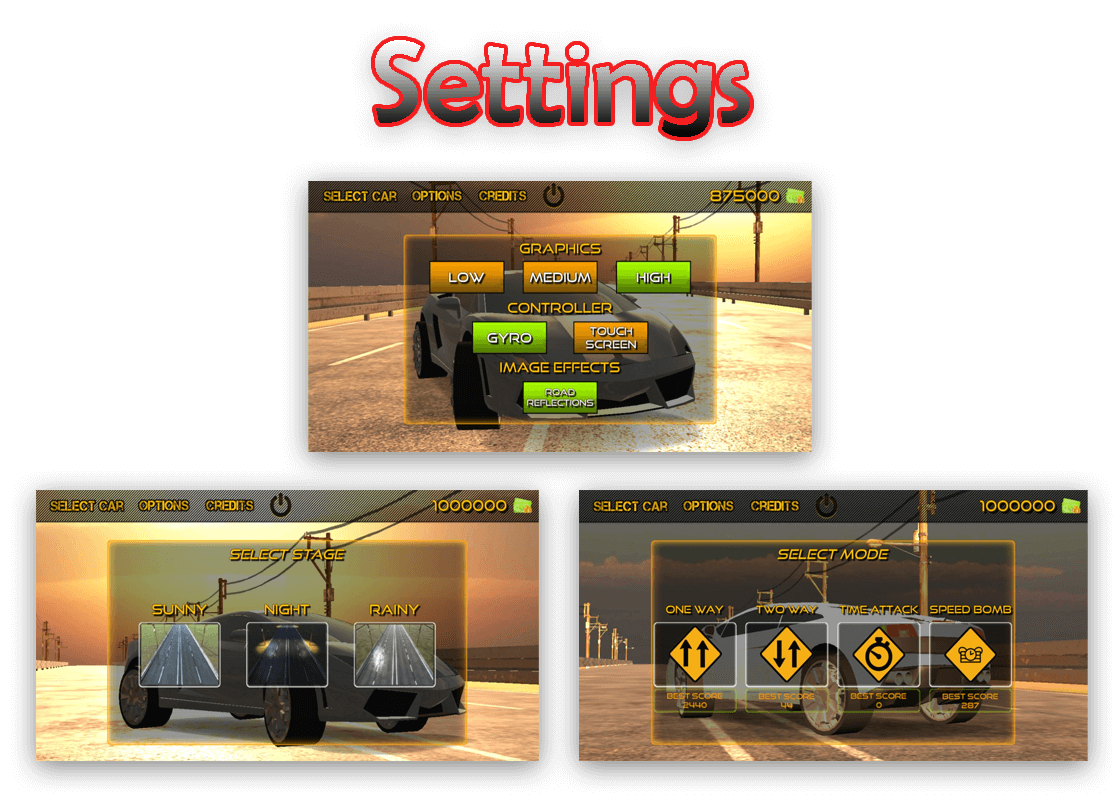 Ultimate Racer Game - Unity Racing Game - Car Rush - 2